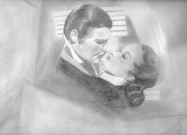 Vivian LEIGH § Clark GABLE