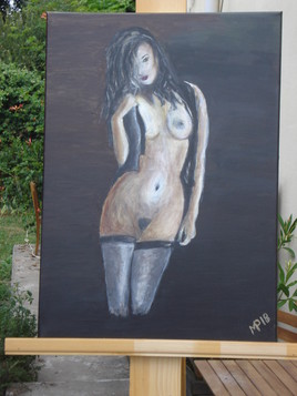 Nude No Name One