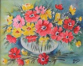 Bouquet (d'hiver) pour égayer
