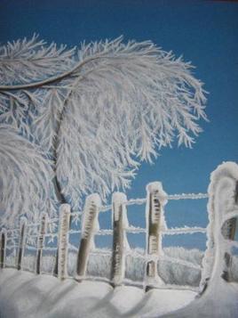 Jour d'hiver...