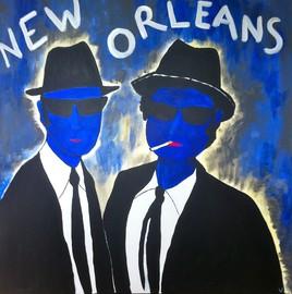 Les frères bleus