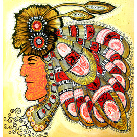 Grand Papillon Cheyenne