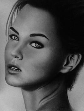 Portrit féminin