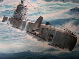 Sous-marin anglais S-Class