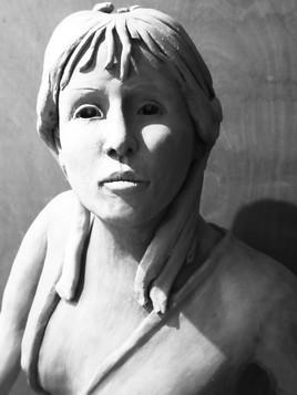 Sculpture 138 cm / 75 kg