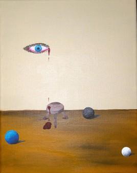 L'Encre de tes yeux