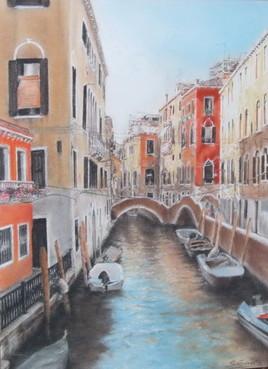 Rio Santa Maria Formosa, Venise