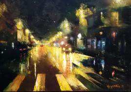 La rue jaune