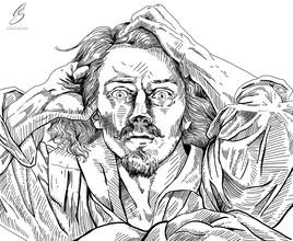 interprétation de la folie de Courbet