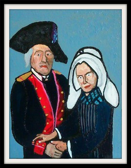 Garde National et sa Femme