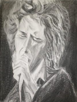 Johnny chante pour les prisonniers .