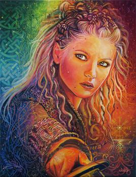 Lagertha, Femme Viking