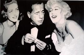 Baccal / Bogart / Marilyn
