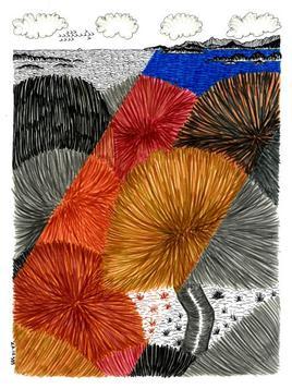 Piantarella, dessins de JCh - JCh.18.399