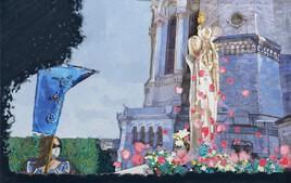 Pèlerinage M de Marie 2020 - Etape Fourvière