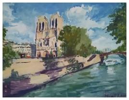 La Cathédrale de Notre Dame ...