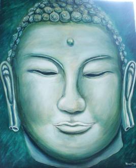 Bouddha of Land