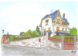 Une maison d'Arbois