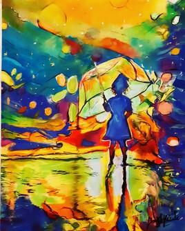 L'enfant et l'eau