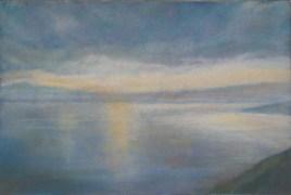 Coucher de soleil sur le Lac Léman 4
