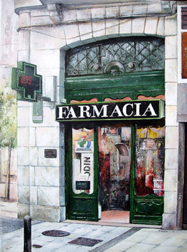 Farmacia Perez del Molino-Santander