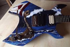 La guitare viking de Corentin