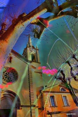 Eglise de Villars
