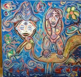 Hommage aux artistes d'afrique