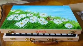 La boîte de peintures