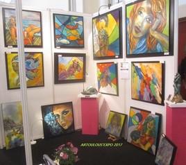 Artoulous'Expo Mars 2017