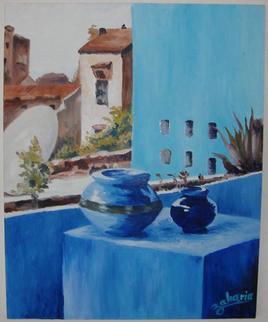 « scènes de vie » : la terrasse