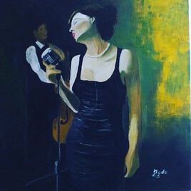 La petite chanteuse