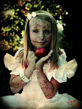 Une pomme?