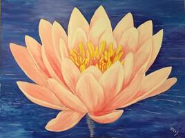 Réveil du lotus