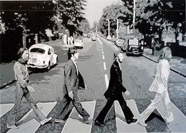 "The Beatles "" Abbey Road """