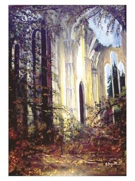 L'abbaye du Lys.