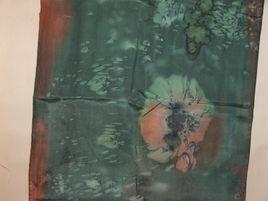 peinture sr soie