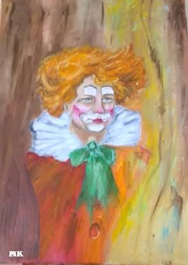 Le clown  !
