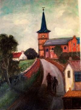 Wargnies-le-Grand, l'église