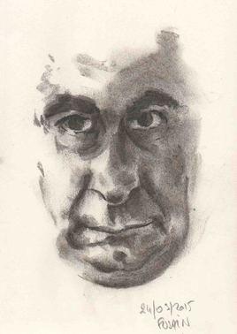 Autoportrait 20150324