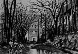 La ruelle des morts