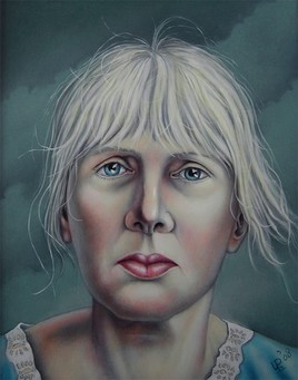 portrait B.