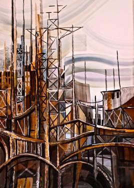 Ruines de fer