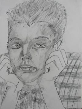 Leonardo Dicaprio (jeune)