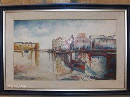 Le vieux port de Bizerte