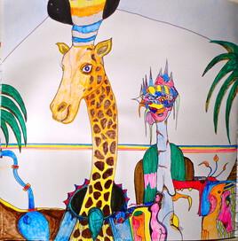 girafolle