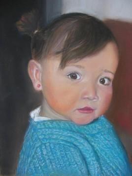 Alwena, ma petite fille
