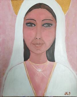 Notre mère La Vierge Marie