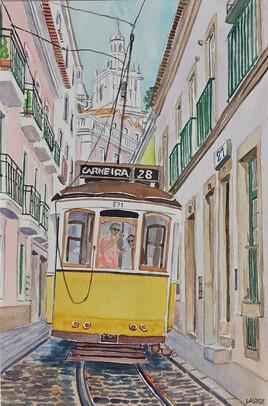 2021-04 Tramway Lisbonne
