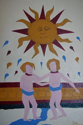 19ème Arcane le Soleil